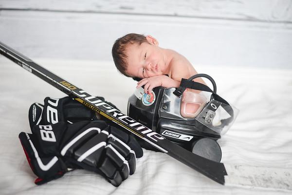 Newborn Connor