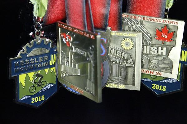 Runolution Medal pics