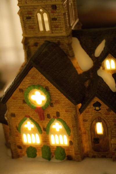 Dickins Christmas Village (1 of 5)