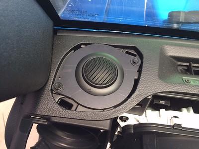 2015 Jeep Wrangler Unlimited Dash Tweeter Installation - USA