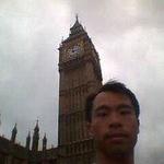 JC at Big Ben