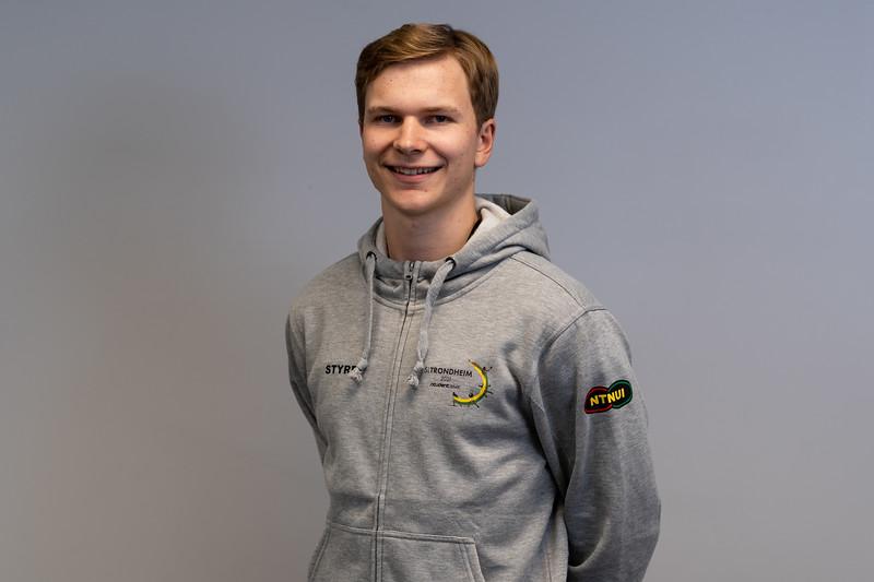 Marius Sjølie, Markedsansvarlig Studentlekene