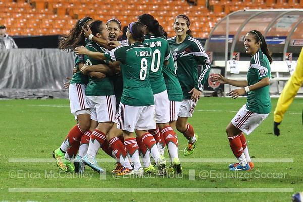 2014-10-21 Mexico v Jamaica