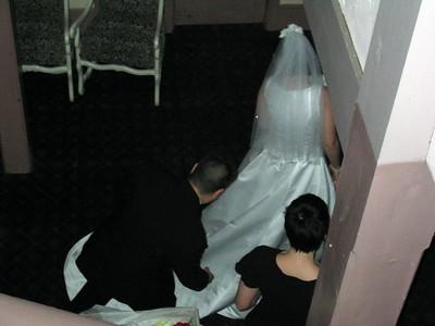 2003.11.29 Saturday - John Choo & Kimberly Smith's wedding @ H's Lordships
