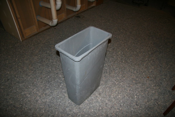 Plastic Garbage Cans