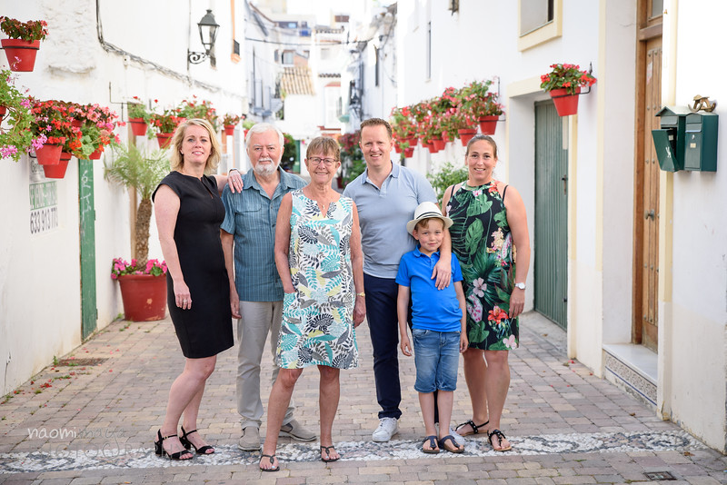 Laura & Family