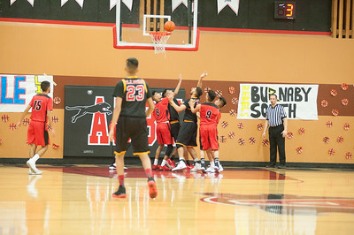 Senior Boys Basketball