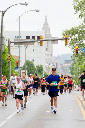 Pittsburgh Graduation/Marathon