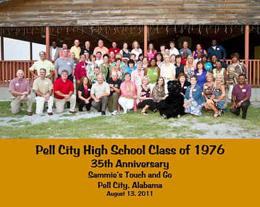 Pell City High School Class of 1976 Reunion