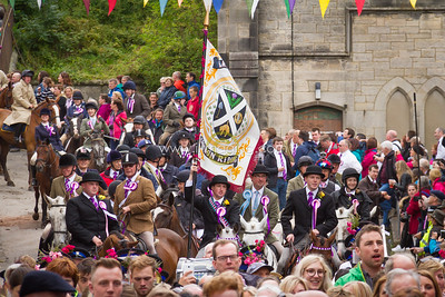 Langholm Common Riding, 2017 - Safe Oot
