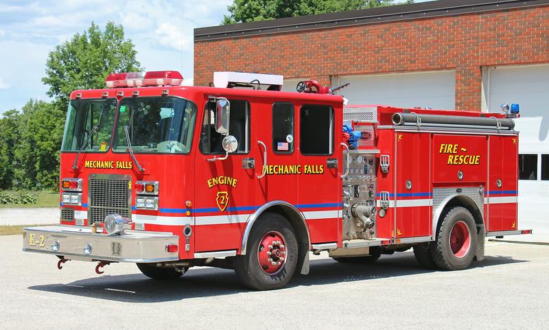 Engine 2 2000 Spartan / E-One 1250 / 1000