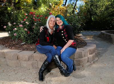 Jana and Heather