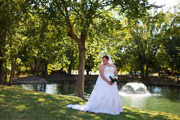 Allen, TX Bridal Portraits