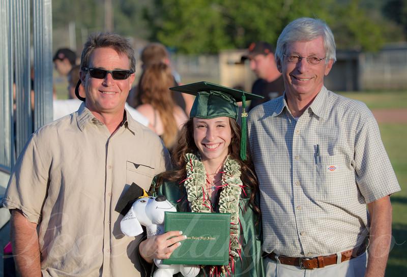 Tony, Megan, and Jim