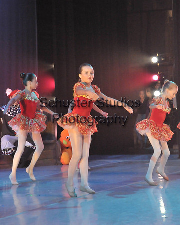 Regal Rose Ballerinas