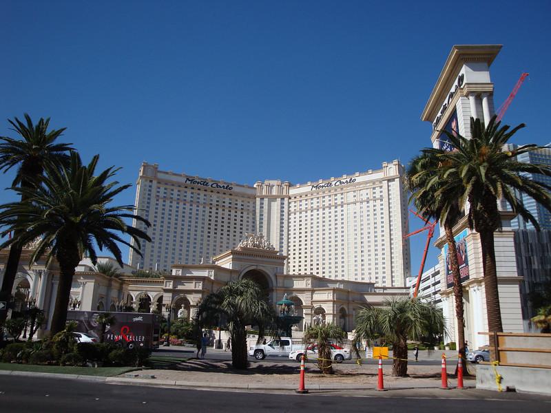 The Monte Carlo.