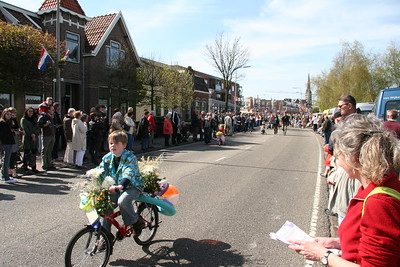 Bloemencorso 26 april 2008