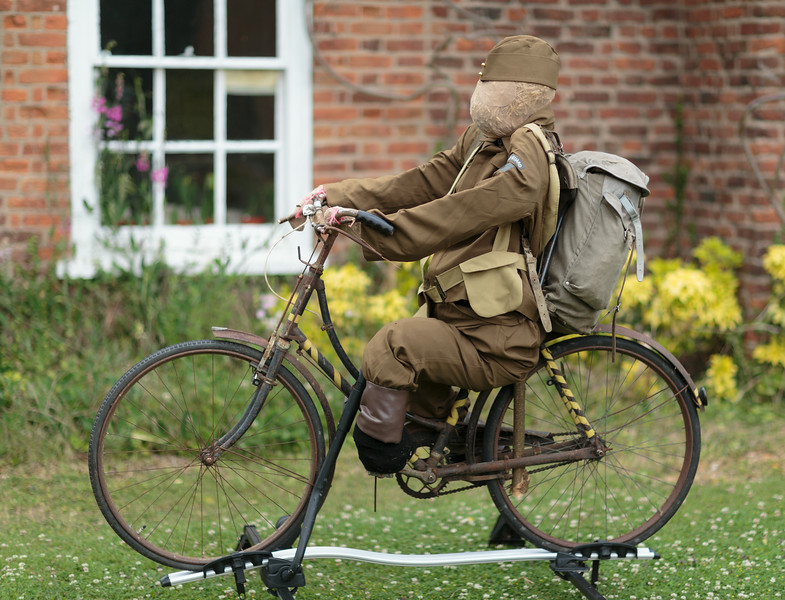 Soldier on a Bike (The Limes)