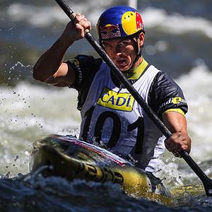 ICF Canoe Kayak Slalom World Cup La Seu d'Urgell 2013