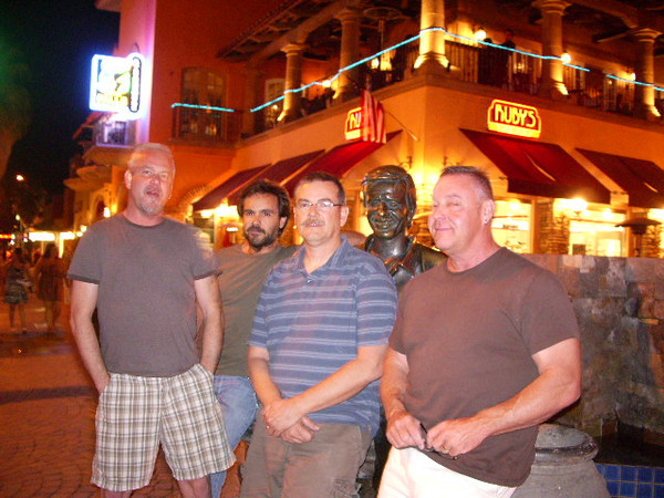 John, Jeff, Gary, Joe - Palm Springs, California