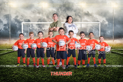 2019 Spring Soccer- U6 Boys
