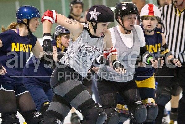 MSRG Intraleague Bout