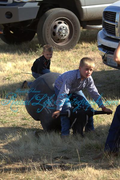 2012 Wednesday Slack The Dalles