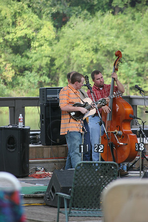 Mountain Fork Bluegrass, July 15, 2006