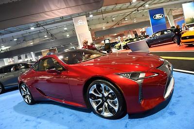 2019 Raleigh Auto Expo - Lexus