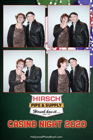 Hirsch Pipe and Supply Casino Night