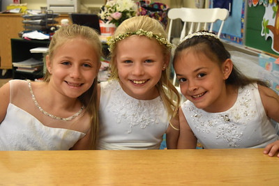 First Communion Celebration Day