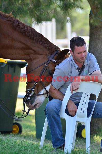 2012 10 20 Swan River Horse Trials Brookleigh CIC CrossCountry EvA95 Prelim