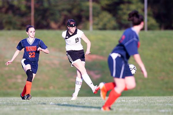 Radford Girls Soccer - First Round Region C 2011
