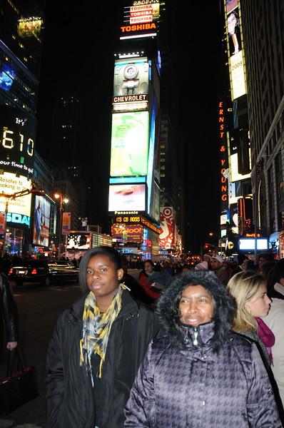 Street Life: New York