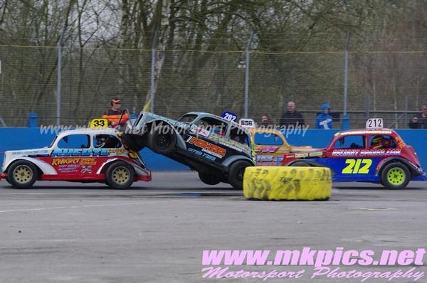 Rebels Racing, Aldershot, 14 April 2013