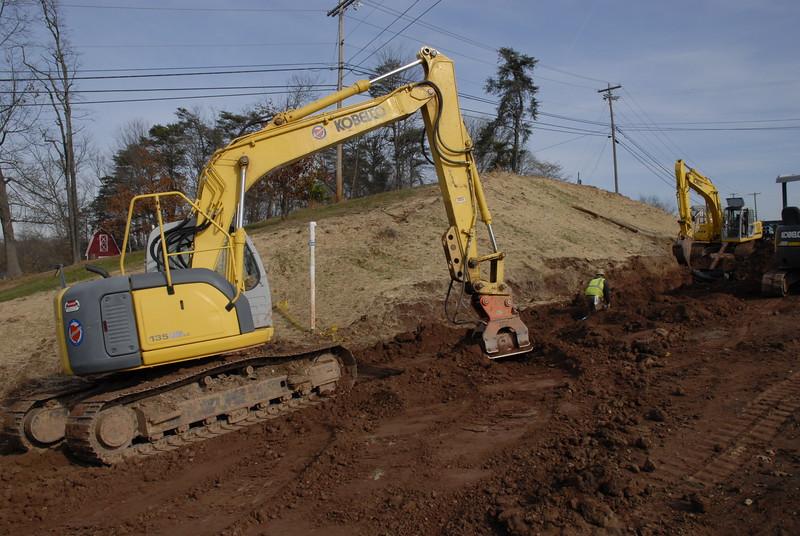 NPK C4C compactor on Kobelco 135SR mini excavator (9).JPG