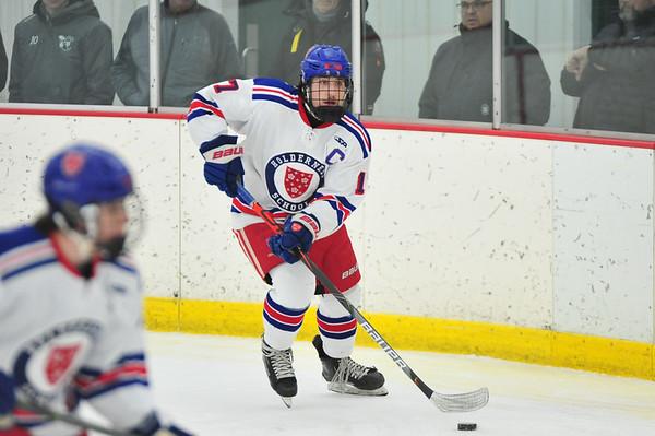 Boys' Varsity Hockey vs. Proctor   January 18   By Mary Gettens