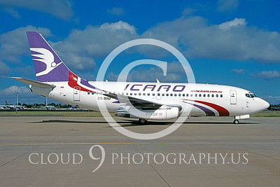 Icaro Airline Boeing 737 Airliner Pictures
