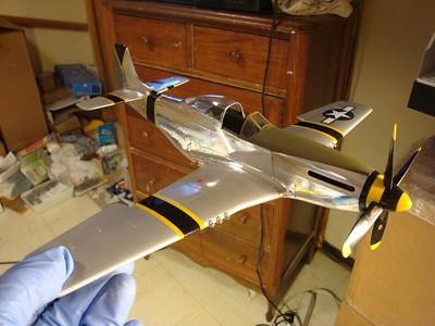 """P-51D """"Dixie Boy"""""""