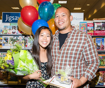 My Favorite Teacher Awards, April 9, 2014
