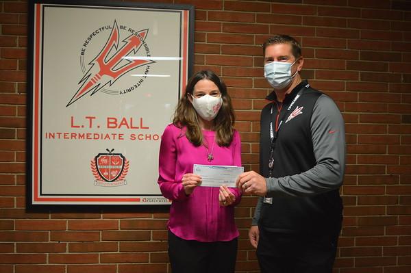 LT Ball PRG Fundraiser -Pink Firetruck Pics