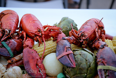 Lobster Feed at Campos's Vineyards 7-14-2018 (by Taylor)