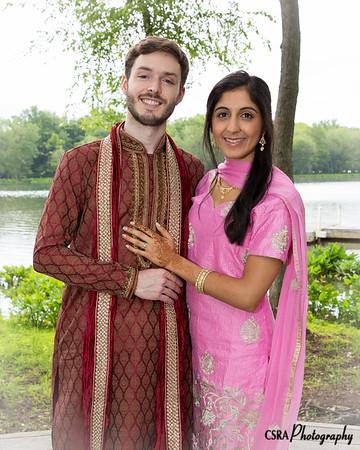 Poorvi & Ross Sangeet 5-19-16