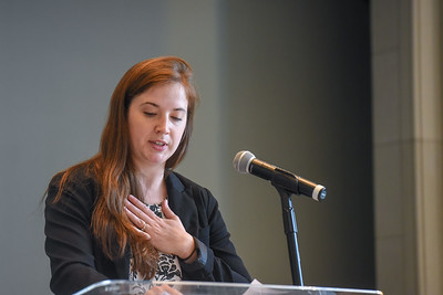 What Have we learned from #ChurchToo, Jenna Barnett speaks in Chapel