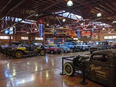 Coker Museum - Chattanooga - 11 Nov. '19