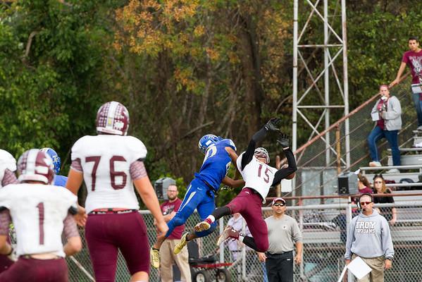 Rockdale Varsity v Troy Best Action Shots