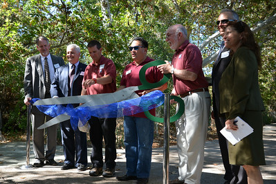 Stevens Creek Trail Opening