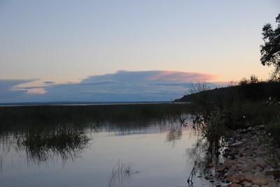 Lesser Slave Lake Camping Trip