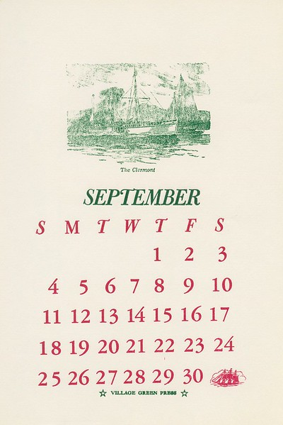 September, 1977, Village Green