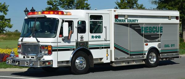 Rowan County Rescue Squad